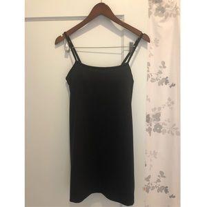 Athleta 💗 Black Athletic Dress w/ Built in Bra